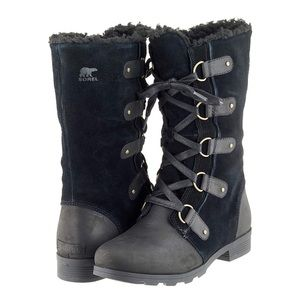 Sorel Emelie lace up boot